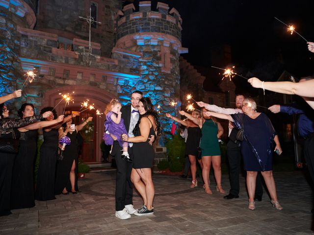 Josh and Marisa's Wedding in Windham, New Hampshire 19