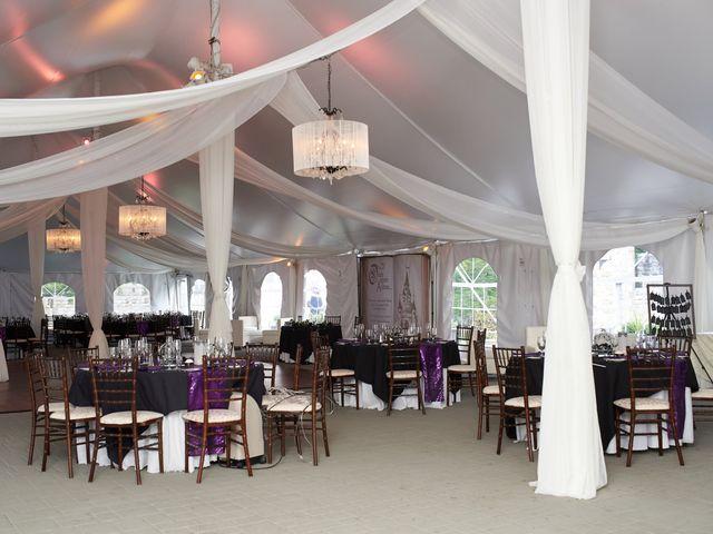 Josh and Marisa's Wedding in Windham, New Hampshire 25