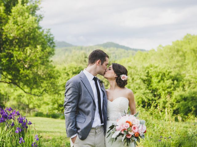 The wedding of Jeremy and Nicole