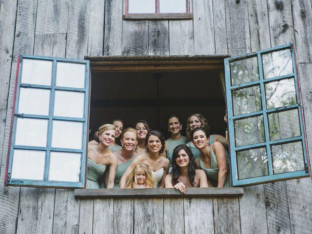 Nicole and Jeremy's Wedding in Sylva, North Carolina 4
