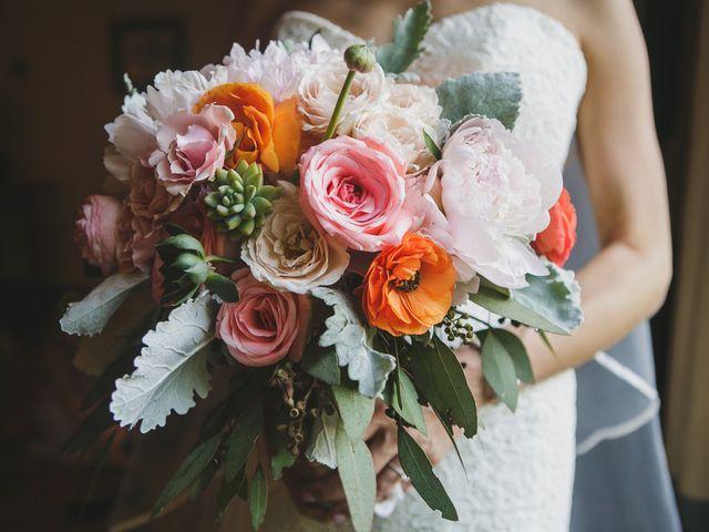 Nicole and Jeremy's Wedding in Sylva, North Carolina 3