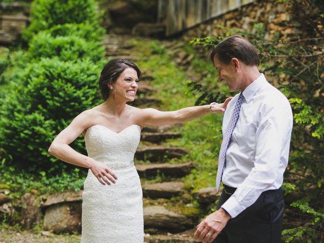 Nicole and Jeremy's Wedding in Sylva, North Carolina 7