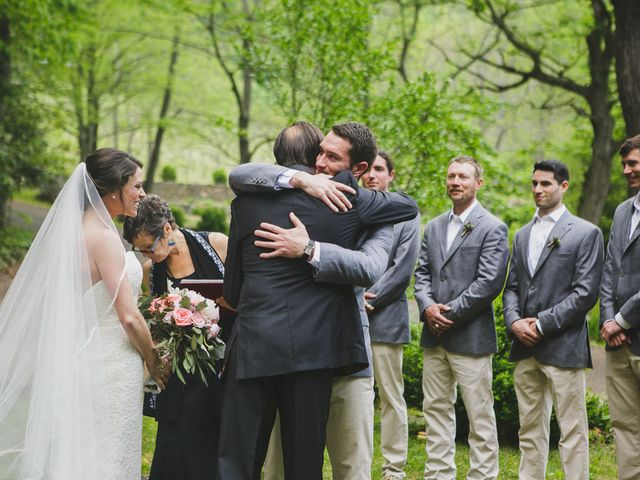 Nicole and Jeremy's Wedding in Sylva, North Carolina 13