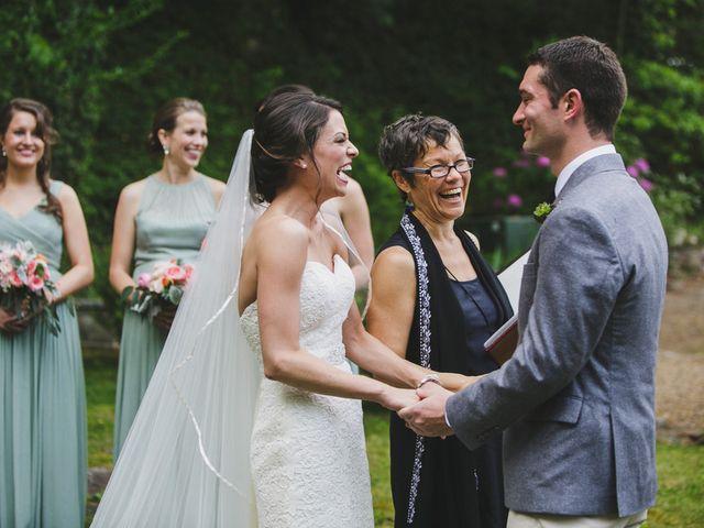 Nicole and Jeremy's Wedding in Sylva, North Carolina 15