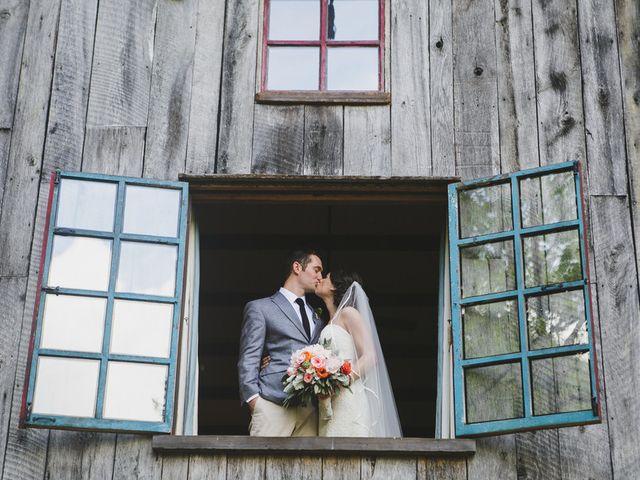 Nicole and Jeremy's Wedding in Sylva, North Carolina 18