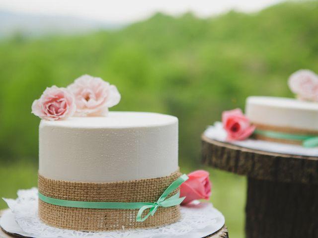 Nicole and Jeremy's Wedding in Sylva, North Carolina 26