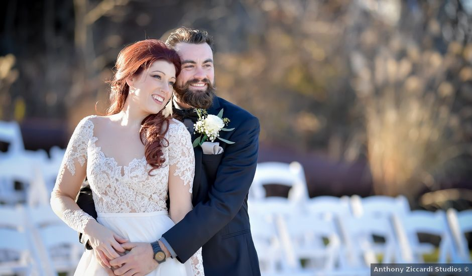 James and Alysha's Wedding in Vernon, New Jersey