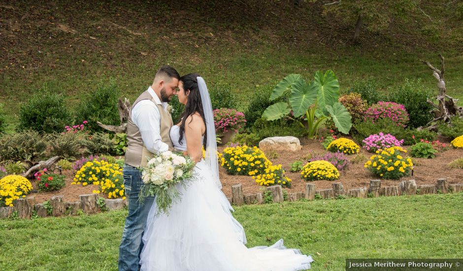 Robin and Stephanie's Wedding in Asheville, North Carolina
