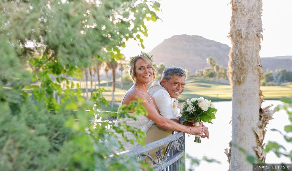 David and Amy's Wedding in Las Vegas, Nevada