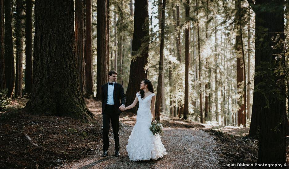 Jessica and Conrad's Wedding in Los Gatos, California