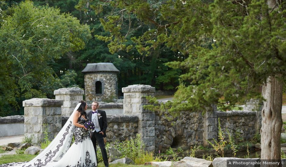 Josh and Marisa's Wedding in Windham, New Hampshire