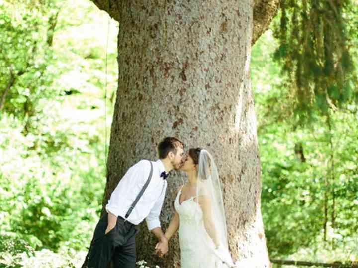 The wedding of Gavin and Nicole