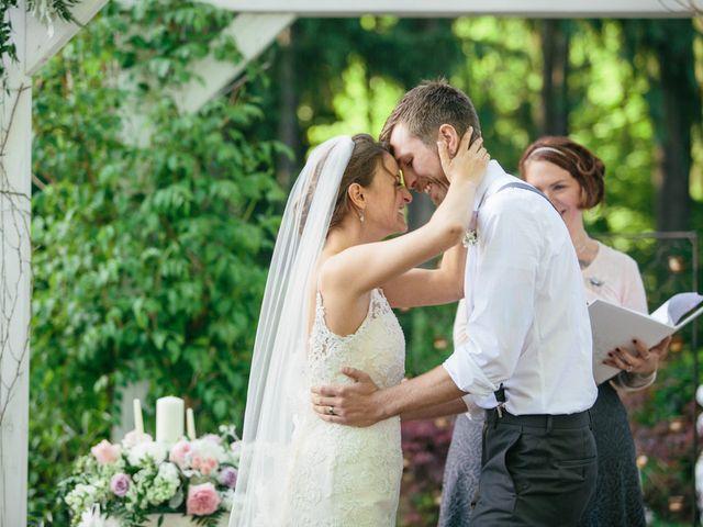 Nicole and Gavin's Wedding in Mount Vernon, New York 13
