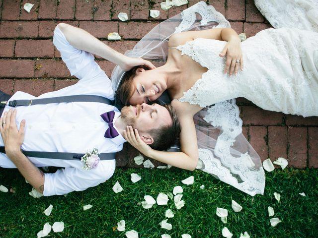 Nicole and Gavin's Wedding in Mount Vernon, New York 18