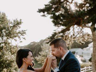 John and Shauna's Wedding in Chatham, Massachusetts 13