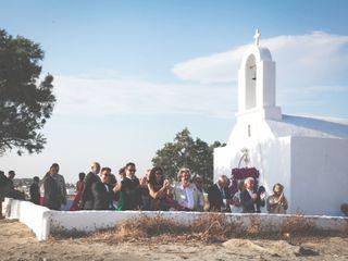 The wedding of Anthi and Luigi 2