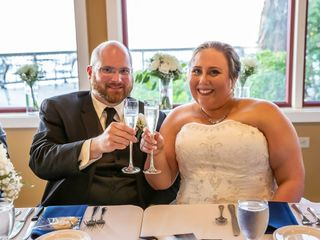 The wedding of David and Stephanie 2