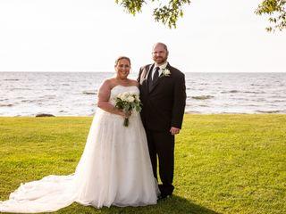 The wedding of David and Stephanie 3