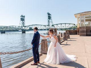 The wedding of Chloe and Blake 3