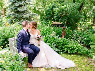 The wedding of Chloe and Blake