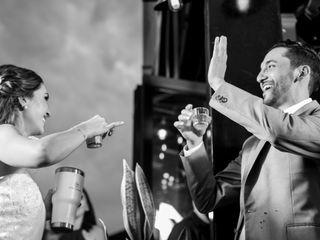 The wedding of Valeria and Adrian 2