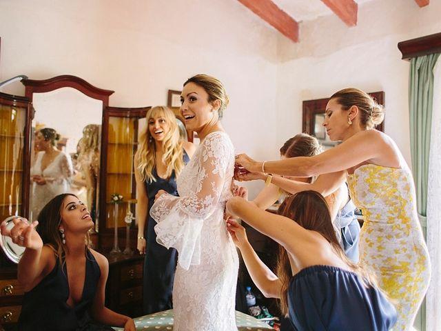Daniel and Karinna's Wedding in Palma de Mallorca, Spain 1