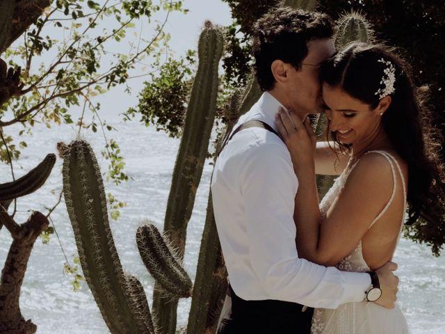Igor and Gabriella's Wedding in Willemstad, Curacao 3