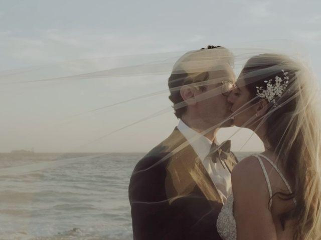 The wedding of Gabriella and Igor