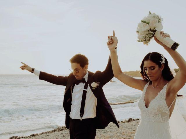 Igor and Gabriella's Wedding in Willemstad, Curacao 1
