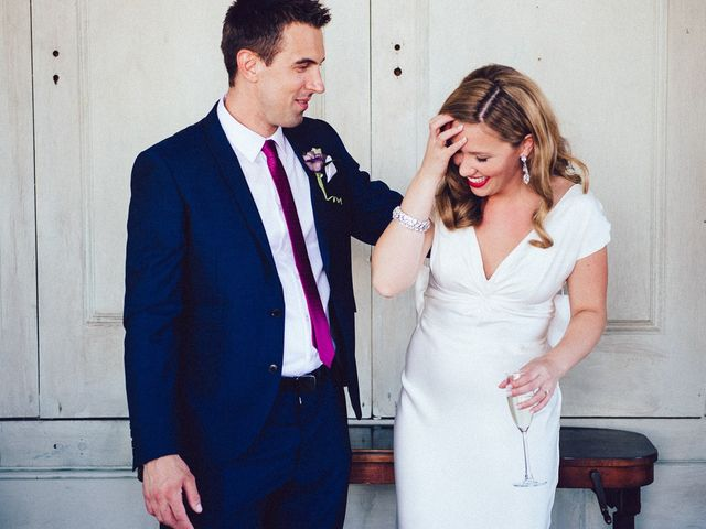 The wedding of Jonathan and Blair