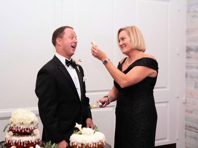 Kim and Daryl's Wedding in Flower Mound, Texas 8