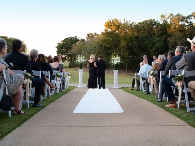 Kim and Daryl's Wedding in Flower Mound, Texas 11