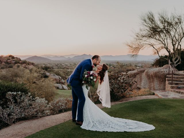 The wedding of Justin and Sam