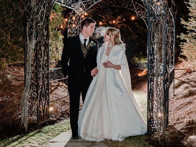 The wedding of Kathleen and Kurt