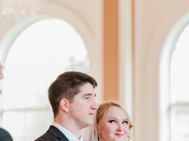 Kurt and Kathleen's Wedding in Hartford, Connecticut 22