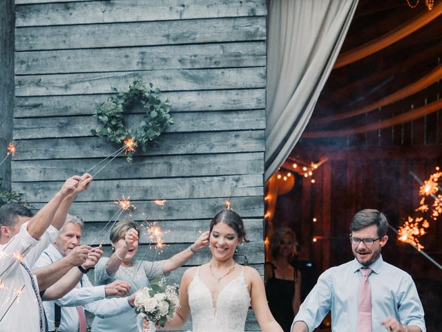 Anna Grace and Chris's Wedding in Jasper, Alabama 4