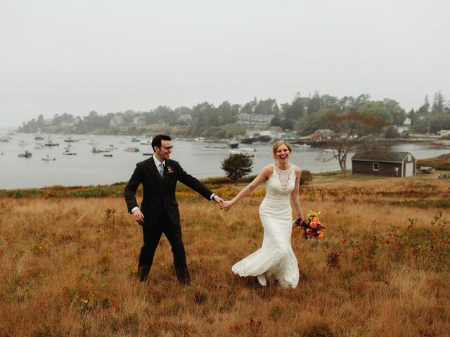 The wedding of Leah and Kyle