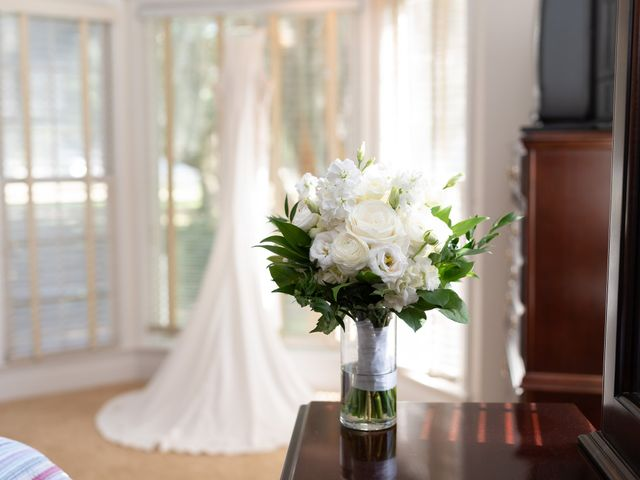 Ronnie and Annika's Wedding in Murrells Inlet, South Carolina 5