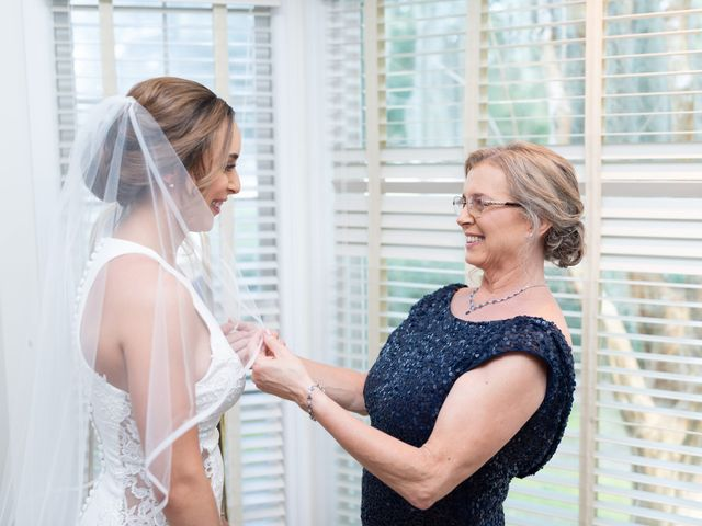 Ronnie and Annika's Wedding in Murrells Inlet, South Carolina 24