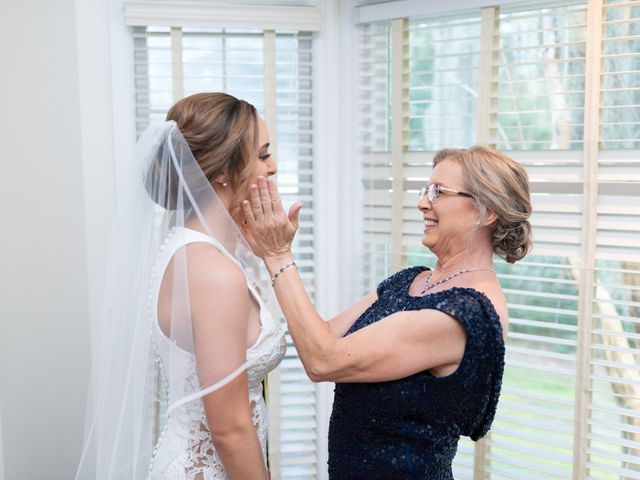 Ronnie and Annika's Wedding in Murrells Inlet, South Carolina 25