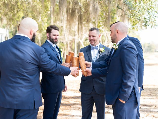 Ronnie and Annika's Wedding in Murrells Inlet, South Carolina 27