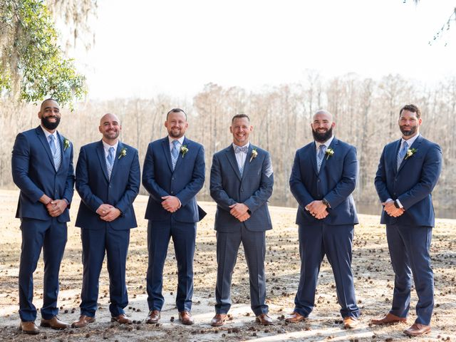Ronnie and Annika's Wedding in Murrells Inlet, South Carolina 29