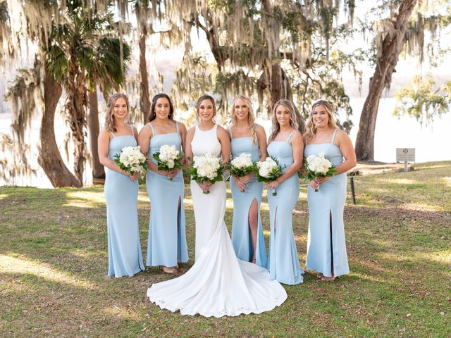 Ronnie and Annika's Wedding in Murrells Inlet, South Carolina 37