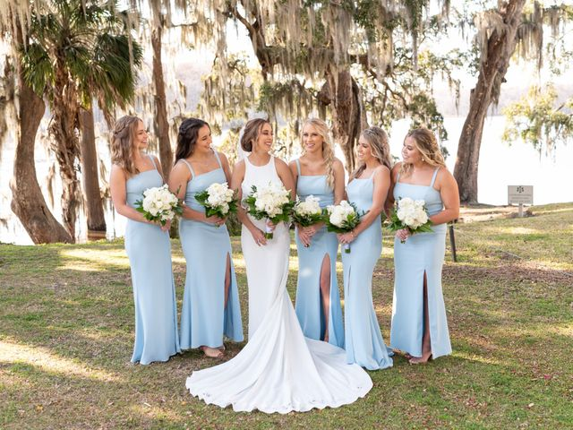Ronnie and Annika's Wedding in Murrells Inlet, South Carolina 38