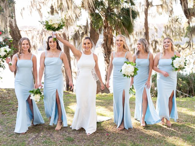 Ronnie and Annika's Wedding in Murrells Inlet, South Carolina 39