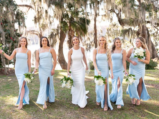 Ronnie and Annika's Wedding in Murrells Inlet, South Carolina 40