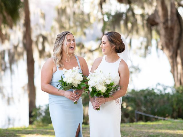 Ronnie and Annika's Wedding in Murrells Inlet, South Carolina 42