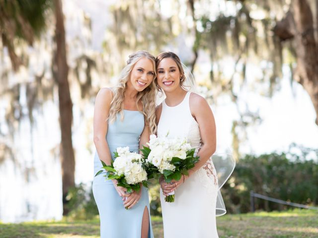 Ronnie and Annika's Wedding in Murrells Inlet, South Carolina 43