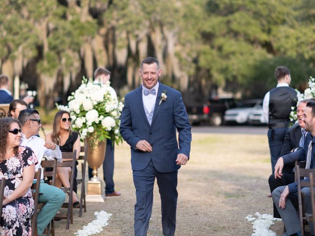 Ronnie and Annika's Wedding in Murrells Inlet, South Carolina 52