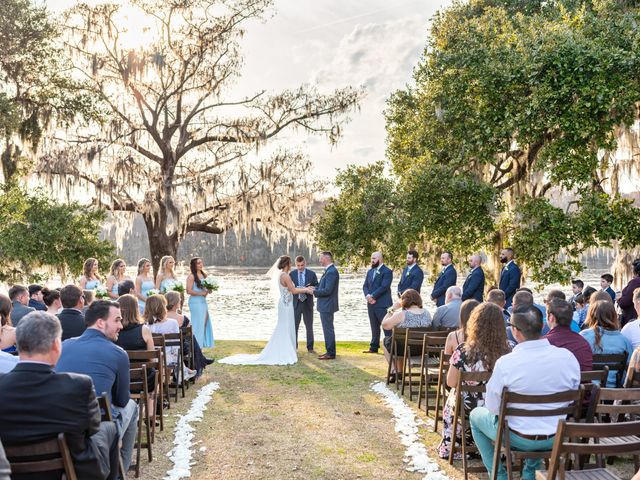 Ronnie and Annika's Wedding in Murrells Inlet, South Carolina 55